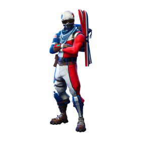 Fortnite Alpine Ace (FRA)