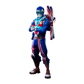 Fortnite Alpine Ace (GBR)
