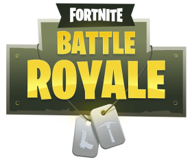 Fortnite Battle Royale Logo