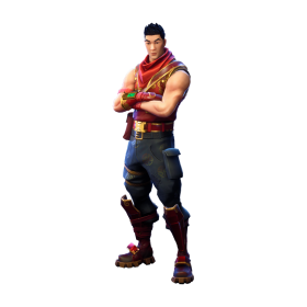 Fortnite Crimson Scout