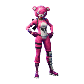 Fortnite Cuddle Team Leader