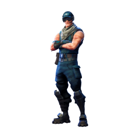 Fortnite First strike Specialist