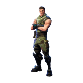 Fortnite Highrise Assault Trooper