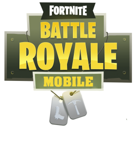 Fortnite Mobile Logo
