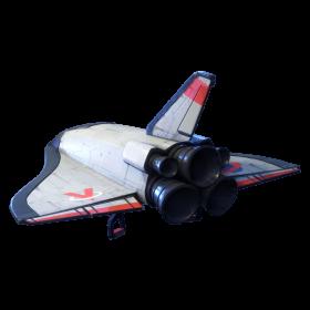 Fortnite Orbital Shuttle
