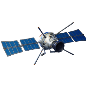 Fortnite Planetary Probe