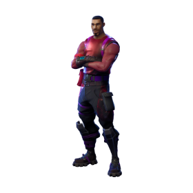 Fortnite Radiant Striker