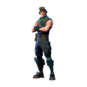Fortnite Recon Scout