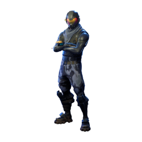 Fortnite Rogue Agent