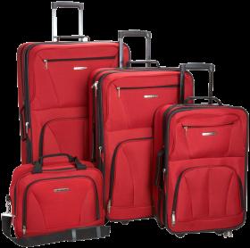 Four Suitcase