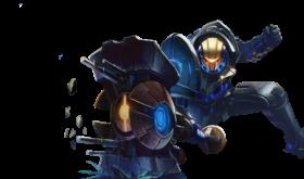 Fullmetal Jayce skin