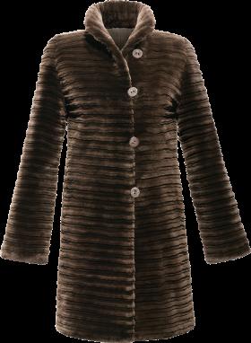 Fur Coat Women Clothing Shearling Coats