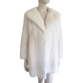 Fur Coats White