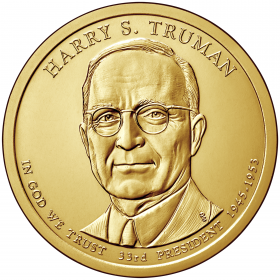 Gold Coin Trueman