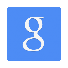 Google Icon Android Kitkat
