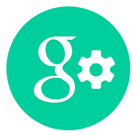 Google Settings Icon Android Kitkat