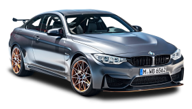 Gray BMW M4 GTS Car