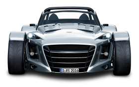 Gray Donkervoort D8 GTO RS Car