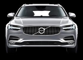 Gray Volvo V90 Car