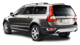 Gray Volvo XC70 Car