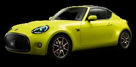 Green Toyota S FR Car
