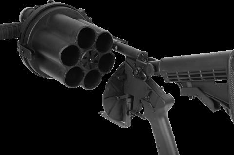 Grenade Launcher magazine