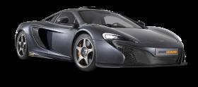 Grey McLaren 650S Car