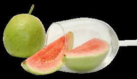 Guava in Glass