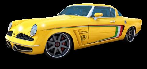 GWA Studebaker Veinte Victorias Car