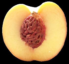 Half Peach