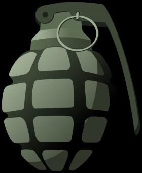Hand Grenade Clipart