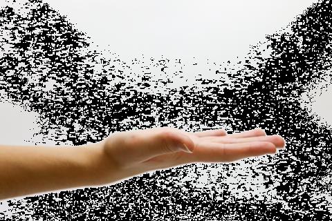 Hand Opened