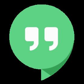 Hangouts Icon Android Kitkat