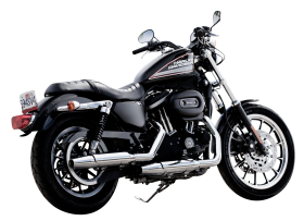 Harley Davidson Black Color