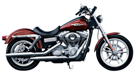 Harley Davidson Brown