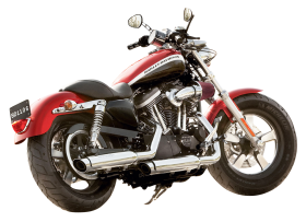 Harley Davidson Red
