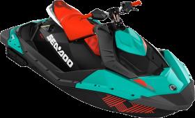 Hero Spark Jet Ski