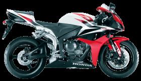 Honda CBR Red