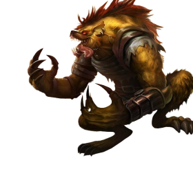 Hyena Warwick
