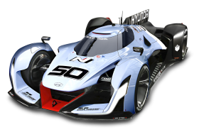 Hyundai N 2025 Vision Racing Car