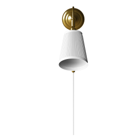 IKEA ARSTID Wall Light