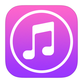 iTunes Store Icon iOS 7