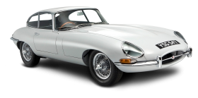 Jaguar E Type Coupe Car