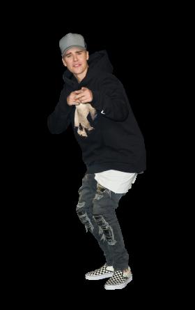 Justin Bieber Performing