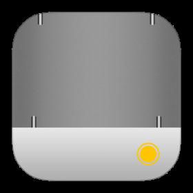 LaCie FA Porsche 2 Icon iOS 7