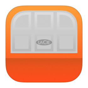 LaCie Rugged Icon iOS 7