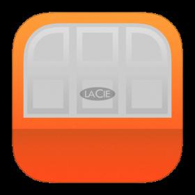 LaCie Rugged Icon iOS 7