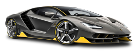 Lamborghini Centenario LP 770 4 Black Car