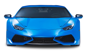 Lamborghini Huracan Front View Car