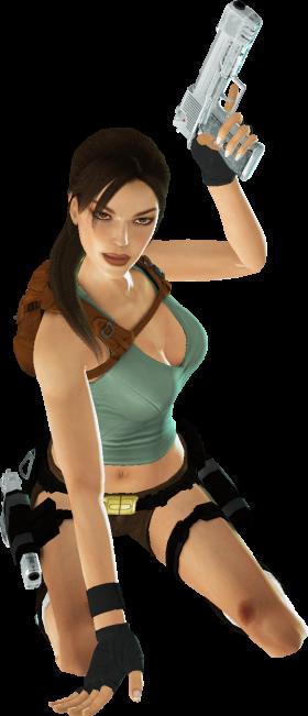 Lara Croft |  Tomb Raider